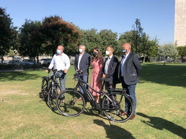 Pályázat elektromos kerékpárok vásárlásának támogatására