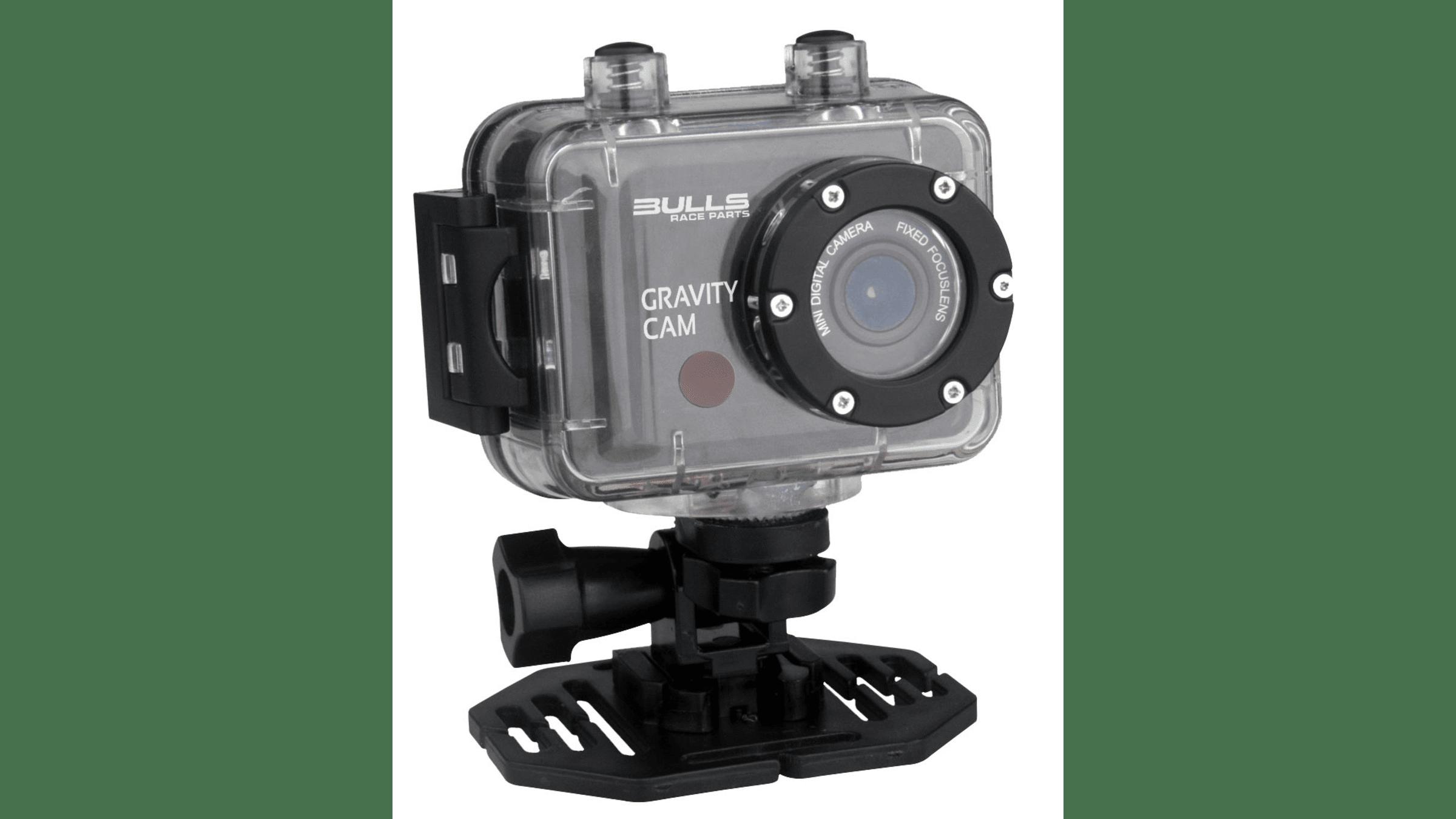 Bringára szerelhető akciókamera