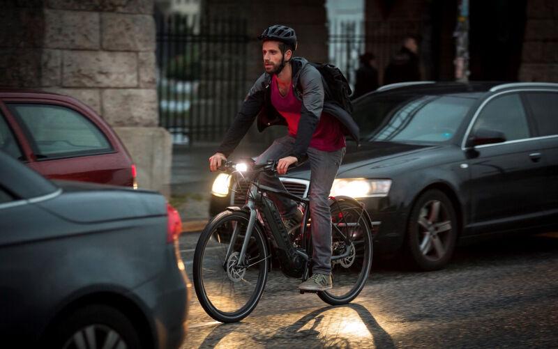 Kényelmes kerékpáros táskák