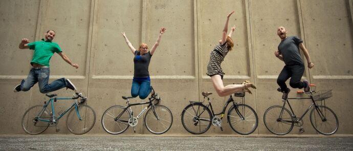 Elektromos kerékpárral munkába?
