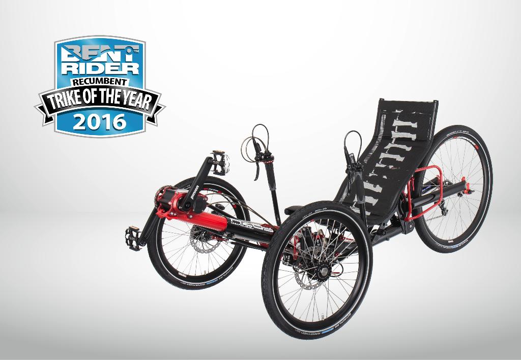 2016 legjobb fekvő kerékpárja