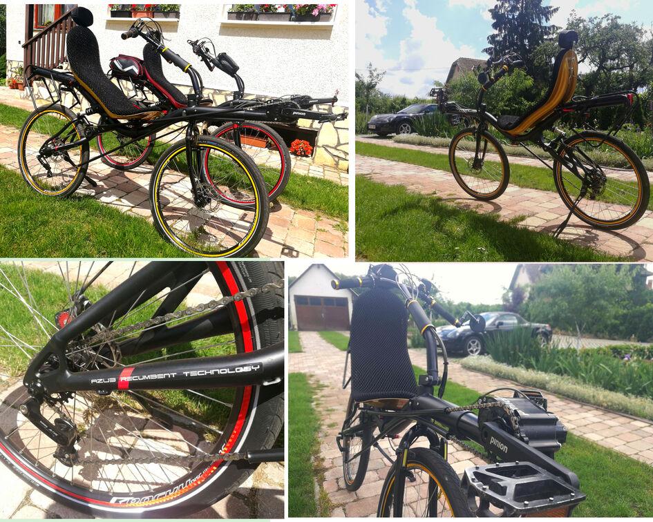 biciklik felújítása