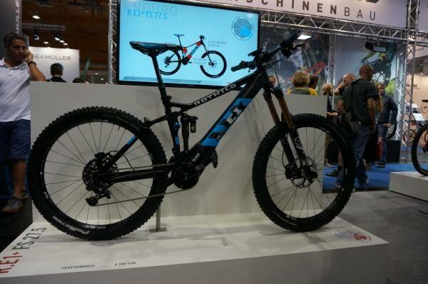 Brose rotwild középmotoros elektromos kerékpár
