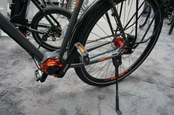 Pinion váltó jelent meg a kerékpárokban