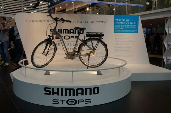 Shimano steps rendszer, mint Bosch konkurencia?