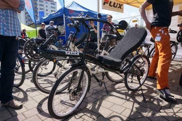 FLUX komfort kerékpár