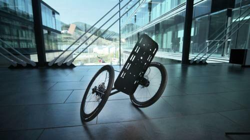 Noomad - több gyerek szállítása kerékpáron