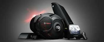 Bosch Performance-line motorral felszerelt kerékpár