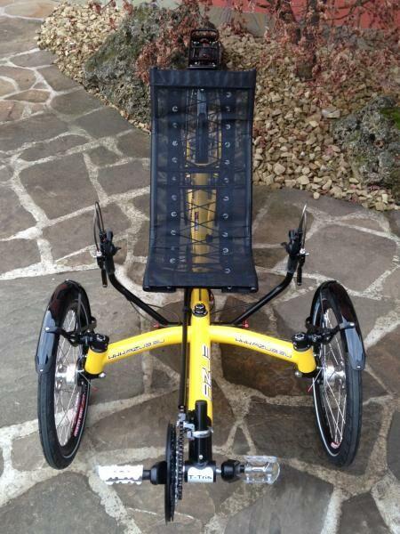 Azub T-Tris 26-os mérteű bicikli