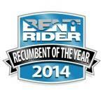 Az ICE VTX és a Schlitter Encore az év fekvőkerékpárjai