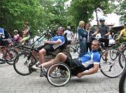 Rekumbensek a Tour de Pelso-n