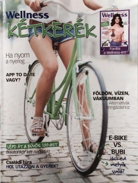 Wellness magazin hátlap