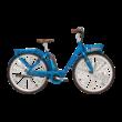 Pegasus Passion E7F elektromos kerékpár kék színben