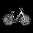 Pegasus Premio E10 elektromos kerékpár fekete-fehér színben