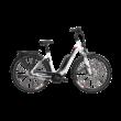 Pegasus Premio E8R Sport elektromos kerékpár fehér színben