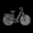 Pegasus Premio Evo 8F elektromos kerékpár fekete színben