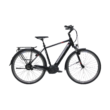 Pegasus Premio Evo Nue elektromos kerékpár fekete színben