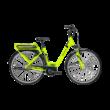 Pegasus Solero E7F elektromos kerékpár neonzöld színben