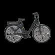 Pegasus Solero E7F Plus elektromos kerékpár fekete színben