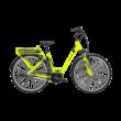 Pegasus Solero E7F Plus elektromos kerékpár neonzöld színben