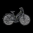 Pegasus Solero E7R elektromos kerékpár fekete színben