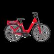 Pegasus Solero E7R elektromos kerékpár piros színben