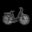 Pegasus Solero E8 elektromos kerékpár fekete színben