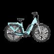 Pegasus Solero E8 Sport CX elektromos kerékpár kék színben
