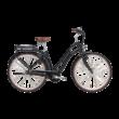Pegasus Tourina E7F elektromos kerékpár fekete színben