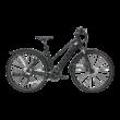 Bulls Cross Rider Evo elektromos kerékpár fekete színben