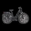 Bulls Lacuba Evo Lite 5 elektromos kerékpár fekete színben
