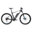 Bulls Six50 E1 elektromos kerékpár fekete-fehér színben
