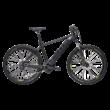 Bulls Six50 Evo 1 CX elektromos kerékpár fekete színben