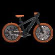 Bulls Sturmvogel Evo elektromos kerékpár fekete színben