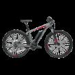 Bulls Twenty9 E1 elektromos kerékpár grafit színben