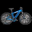 Bulls Twenty9 Evo 1 CX elektromos kerékpár kék színben