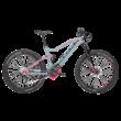 Bulls Aminga EVA TR 2 női elektromos kerékpár szürke-pink színben