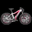 Bulls E-Stream Eva 2 27,5+ női elektromos kerékpár fehér-pink színben