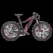 Bulls E-Stream Eva 2 27,5+ női elektromos kerékpár fekete-pink színben