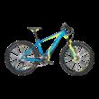 """Bulls E-Stream Evo 3 27,5""""+ elektromos kerékpár kék-sárga színben"""