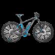 Bulls Twenty9 E1 CX elektromos kerékpár narancs színben