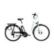Pegasus Piazza E elektromos kerékpár fehér színben