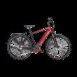 Pegasus Premio Evo 10 elektromos kerékpár piros-fekete színben