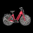 Pegasus Premio Evo 8R elektormos kerékpár piros színben