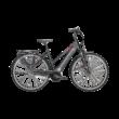 Pegasus Premio Evo 8R elektormos kerékpár fekete színben