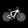 Pegasus Savino Evo 5F Performance férfi vázas SUV elektromos kerékpár fehér színben