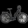 Zemo SU-E 12 elektromos SUV kerékpár férfi vázzal fekete színben