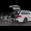Uebler X21S DC kerékpártartó 2 kerékpárhoz, összecsukható