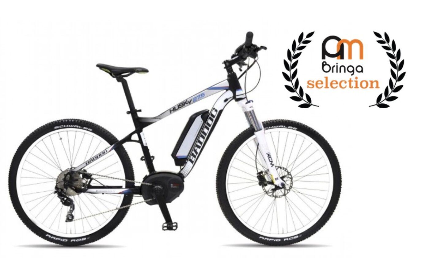 BADBIKE Husky 400Wh elektromos kerékpár - Ambringa pedelec webshop 5b5da5ebf5