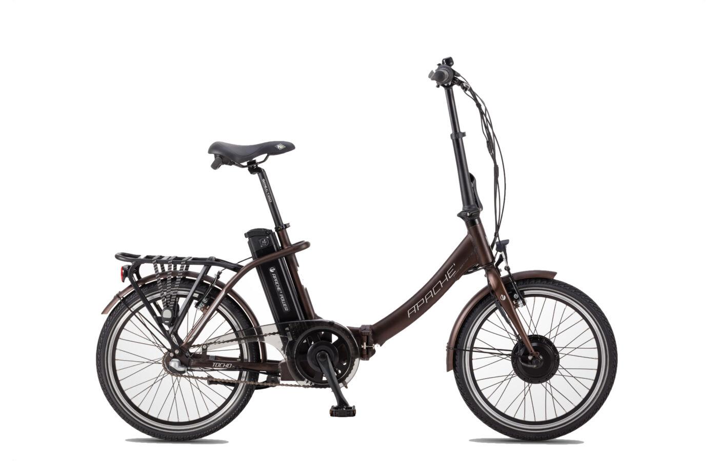 APACHE Tocho Nexus összecsukható elektromos kerékpár - Ambringa ... 3cb80680a5